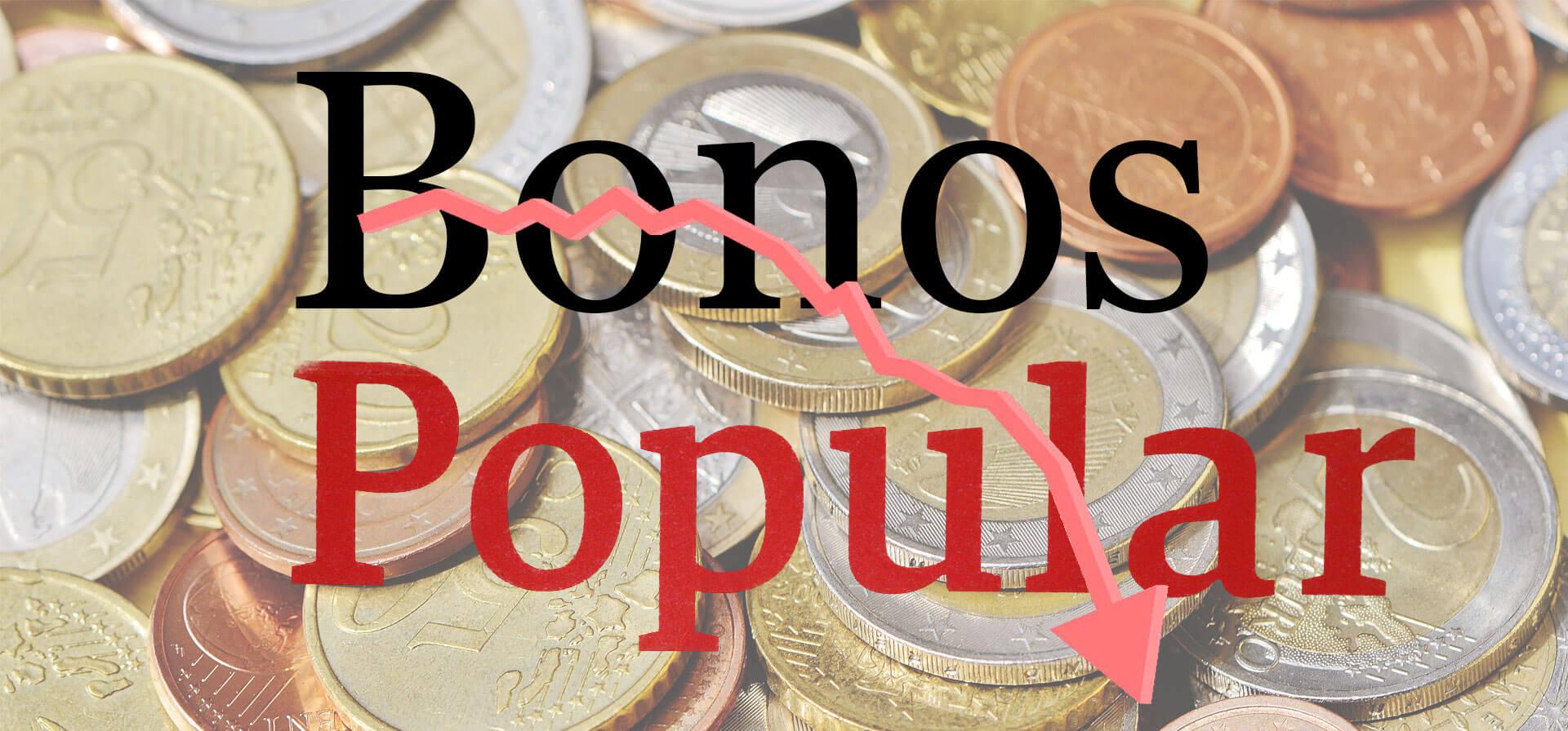 Bonos convertibles del banco popular el euro que sali for Documentacion para reclamar clausula suelo